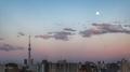 [月][空][雲][東京]2019-06-16 18:53