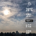 [Instaweather]WeatherShot(2019-06-19)