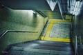 [東京][階段][地下鉄]芝公園駅(2019-06-28 14:29)