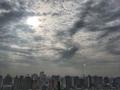 [空][雲][東京][朝](2019-07-13 07:05)
