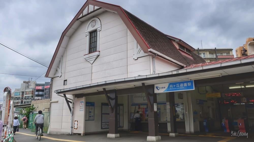 向ヶ丘遊園駅(2019-06-09 12:56)