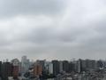 [空][雲][東京][朝](2019-07-20 07:42)
