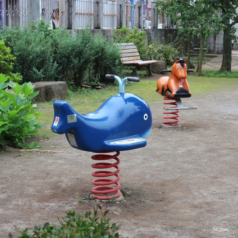 光源寺(駒込大観音)大観音児童遊園(2019-07-22 15:38)