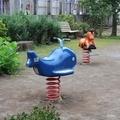 [東京][公園アニマル]光源寺(駒込大観音)大観音児童遊園(2019-07-22 15:38)