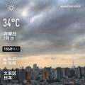 [Instaweather]WeatherShot(2019-07-29)