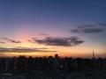 [空][雲][東京][朝]立秋の夜明け(2019-08-08 04:33)