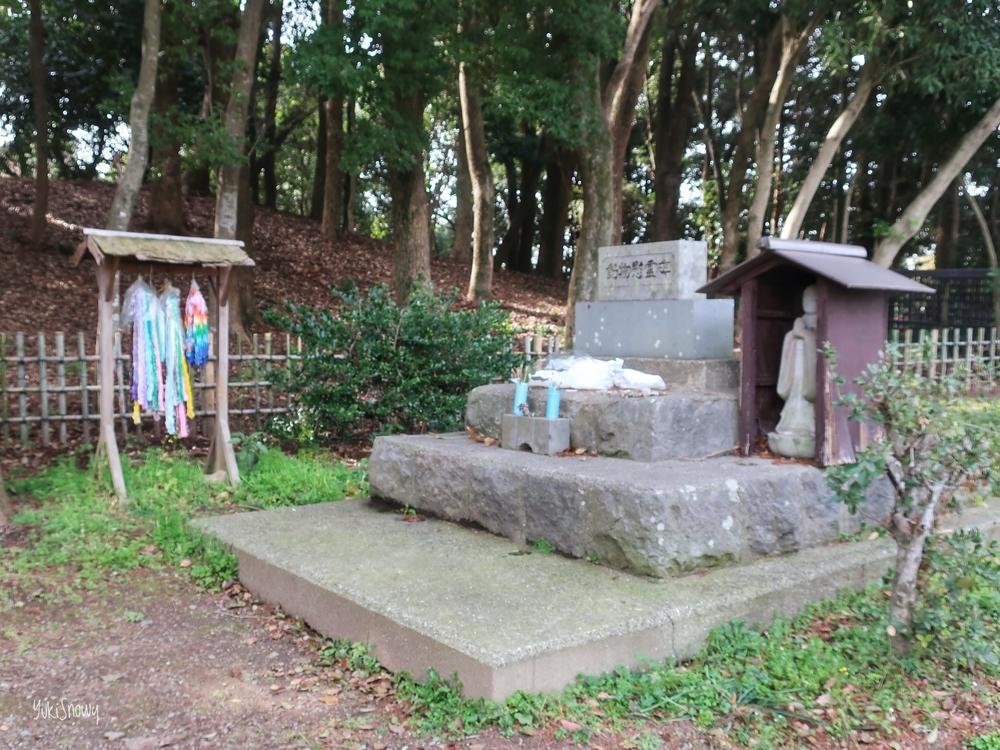 熊本市動植物園 動物慰霊碑(2019-03-09)