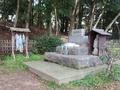 [熊本]熊本市動植物園 動物慰霊碑(2019-03-09)