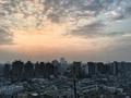 [日の出][空][雲][東京][朝](2019-08-18 05:14)