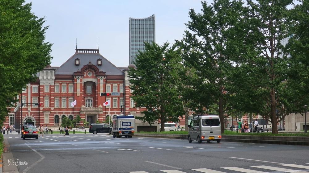 東京駅(2019-08-21)