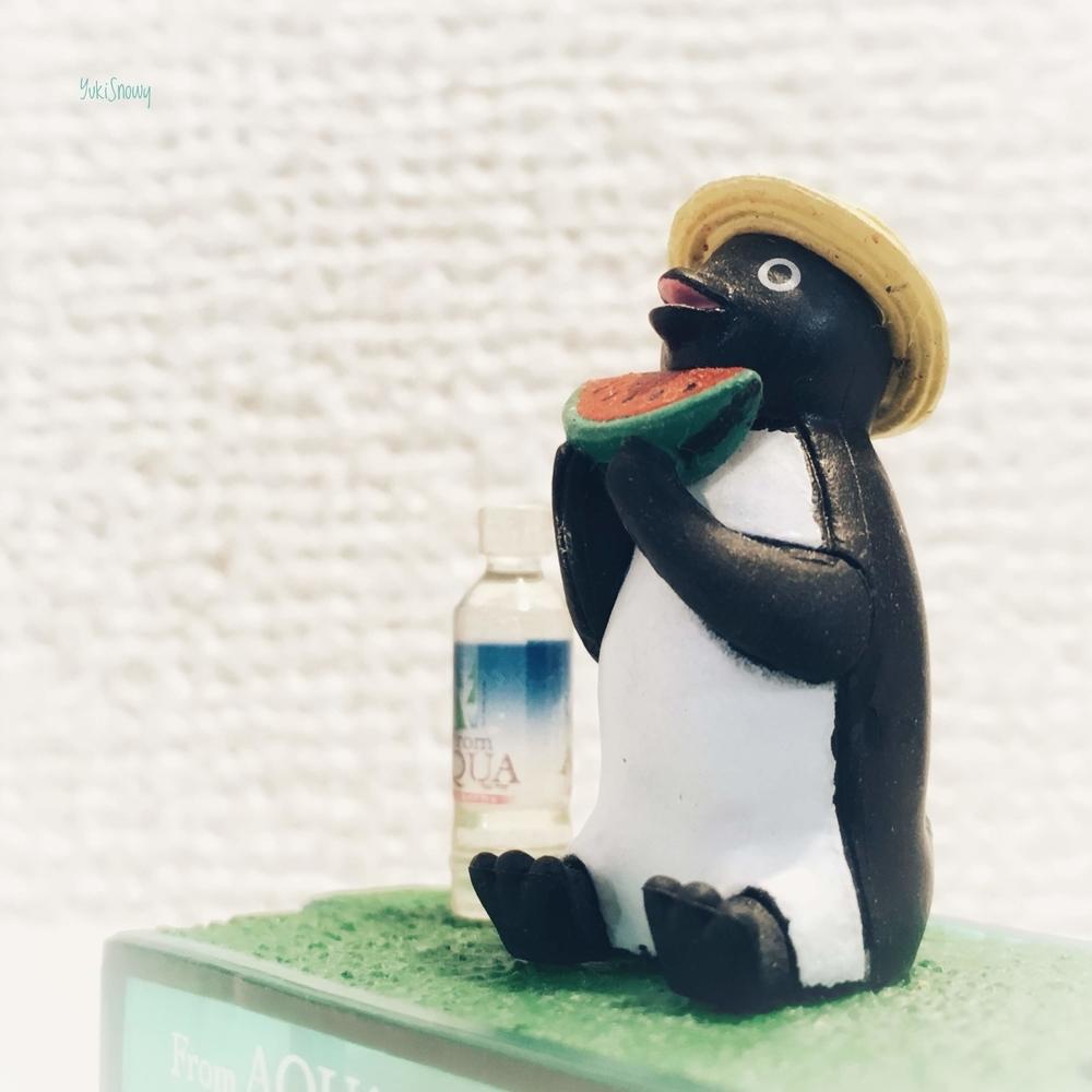 夏ペンギン(2019-09-02)