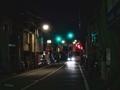 [東京][路地][夜景]谷中(2014-09-14)