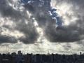 [空][雲][東京][朝](2019-09-07 07:25)