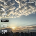 [Instaweather]WeatherShot(2019-09-18)