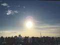 [空][雲][東京][朝](2019-09-22 06:35)