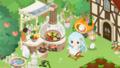 [game][pigg][ピグ]バーベキュー(2019-10-04)