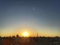 [空][雲][東京][朝](2019-10-05 05:54)
