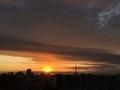 [空][雲][東京][朝][日の出](2019-10-07 05:49)