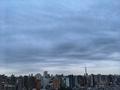 [空][雲][東京][朝](2019-10-16 05:53)