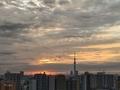 [空][雲][東京][朝](2019-10-21 05:59)