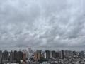 [空][雲][東京][朝](2019-10-22 0843)