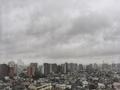 [空][雲][東京][朝](2019-10-25 08:09)