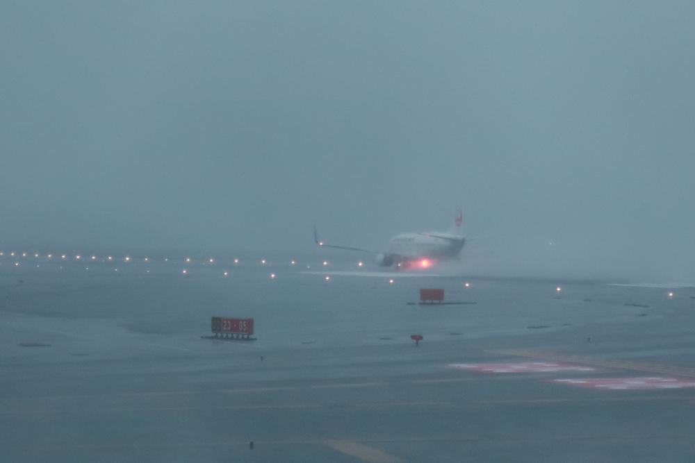 羽田空港(2019-10-25 14:25)