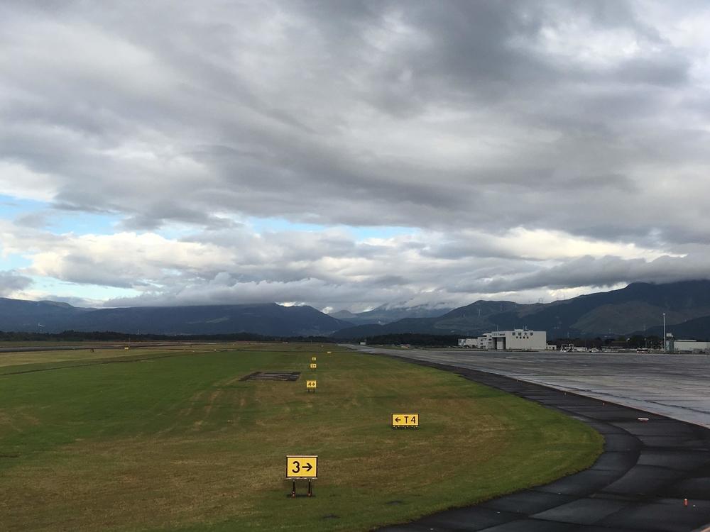熊本空港(2019-10-25 15:44)