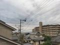 [空][雲][熊本][朝](2019-10-26 07:06)