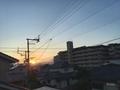 [空][雲][熊本][朝](2019-10-28 06:44)