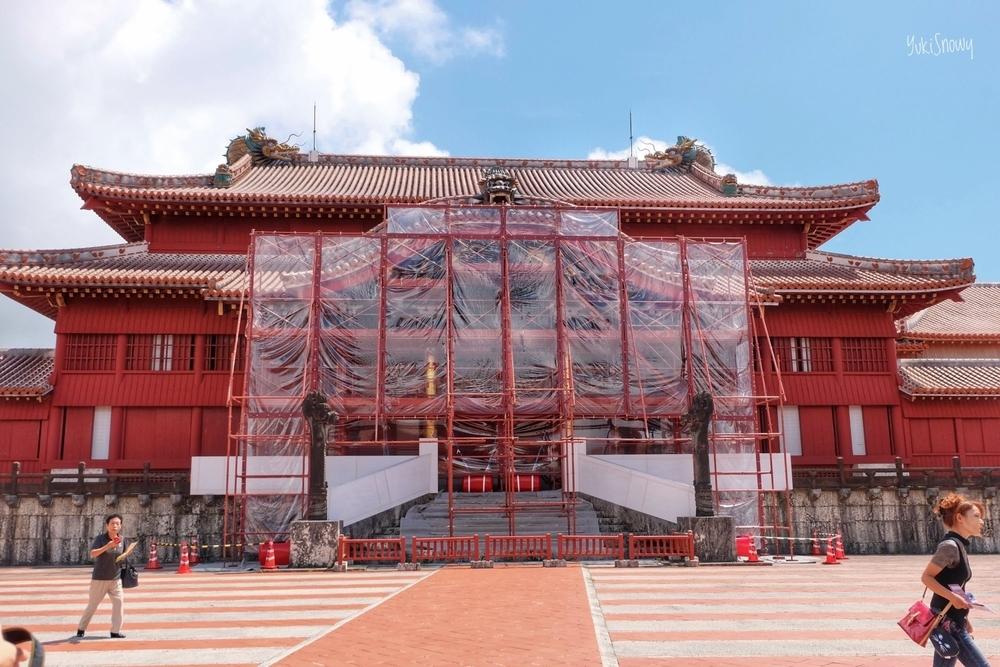 首里城正殿(2017-09-1011:14)