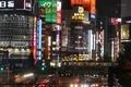 [東京][街角][夜景]新宿(2019-11-05 18:20)