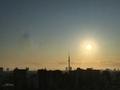 [空][雲][東京][朝](2019-11-10 06:50)