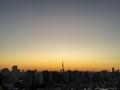 [空][雲][東京][朝](2019-11-16 06:10)