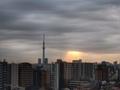 [空][雲][東京][朝](2019-11-18 06:44)