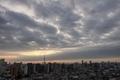 [空][雲][東京][朝](2019-12-09 06:28)