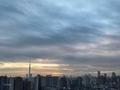 [空][雲][東京][朝](2019-12-10 06:58)