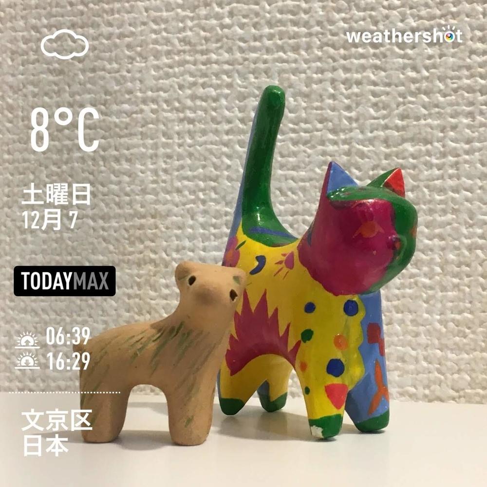 WeatherShot(2019-12-07)