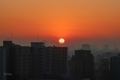 [空][雲][東京][朝][日の出](2019-12-12 06:46)