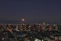 [空][月][夜景]満月(2019-12-12 17:03)