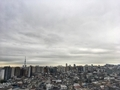 [空][雲][東京][朝](2019-12-21 08:10)