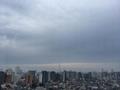[空][雲][東京][朝](2019-12-22 08:44)