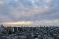 [空][雲][東京][朝](2019-12-23 07:12)
