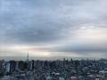[空][雲][東京][朝](2019-12-26 07:03)