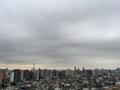 [空][雲][東京][朝](2019-12-30 08:26)