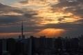 [空][雲][東京][朝][天使の梯子](2020-01-07 07:18)