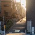 [東京][坂道]白山4丁目(2019-12-31 15:45)