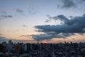 [空][雲][東京][朝](2020-01-14 06:56)