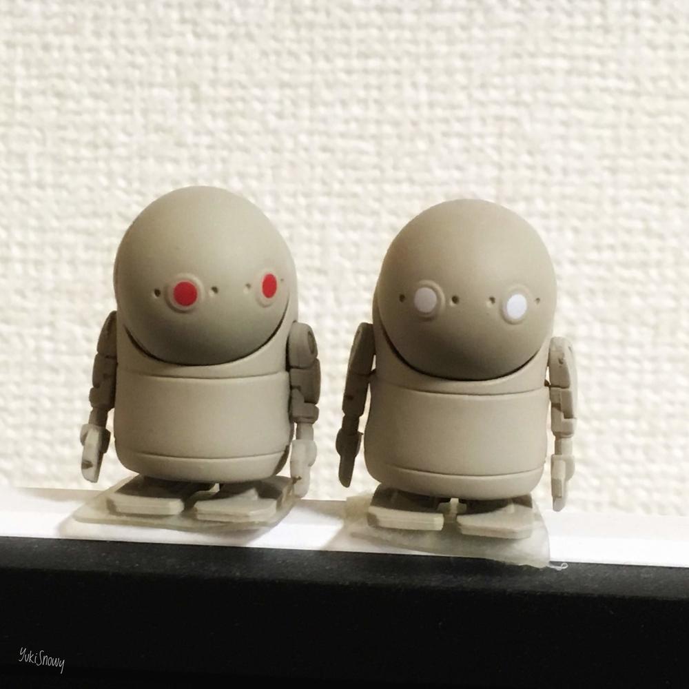 機械生命体(2020-01-18)