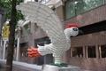 [東京][街角]丸の内ストリートギャラリーBird 2014-03B(2019-08-21)